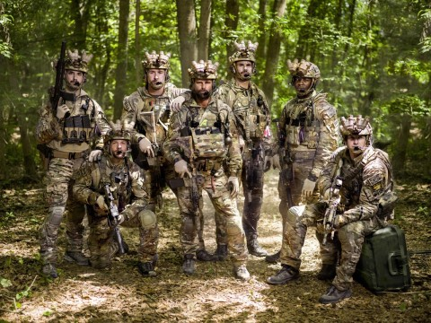 El 5 de Agosto llega a @HistoryLA la aclamada serie Six – Escuadrón Antiterrorista